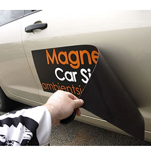 (Custom Vehicle Magnetic Signs 1 x 1')