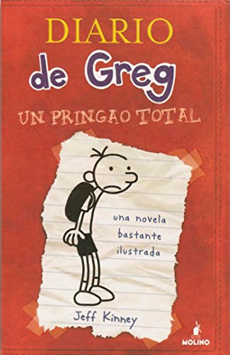 Diario de greg 1: un pringao total (Spanish Edition) by [Kinney,