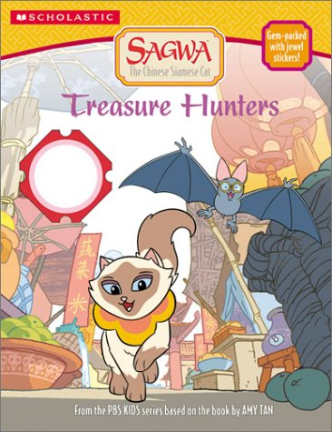 Sagwa Coloring Book