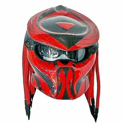 Die Hard Fan Costume (Alien Helmet, Predator Helmet, Motorcycle Helmet - costume (Handmade) - Thailand : PDT1018RD)