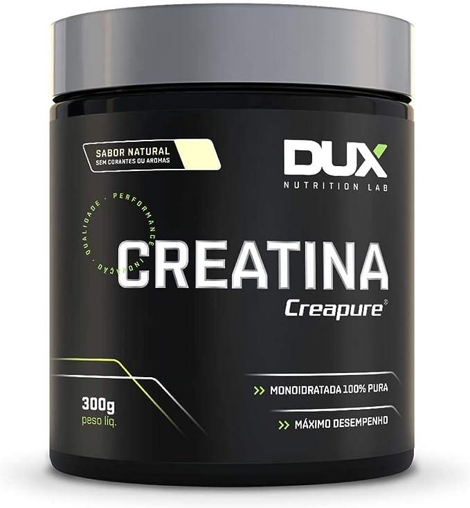 Creatina 100% Creapure (300g) por Dux Nutrition