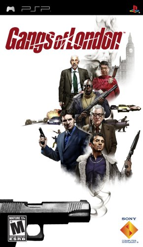 Amazon Com Gangs Of London Artist Not Provided Video Games