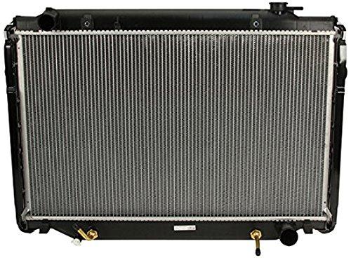 koyo aluminum radiator - 3