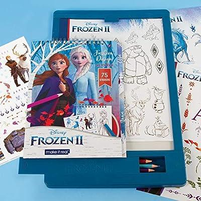 Amazon.com: Make It Real - Disney Frozen 2 Fashion Design ...