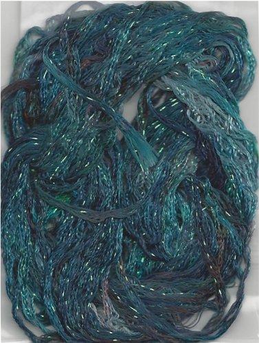 Stitch Shimmer (Gabrielle Ribbon Floss Shimmer Painters Threads Tentakulum Embellishment Germany)