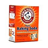 Arm and Hammer CD-01130-12 Baking Soda 8 oz. Box - 12 in Case
