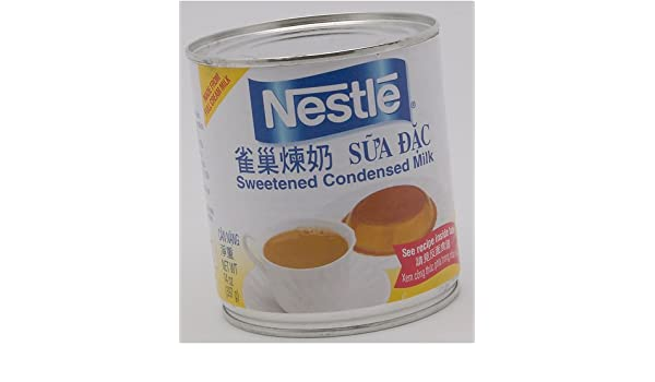 Amazon.com : Nestle Sweetened Condensed Milk - 14 Oz. (397 G) : Grocery & Gourmet Food