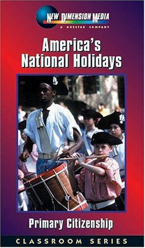 UPC 033937232473, America's National Holidays [VHS]
