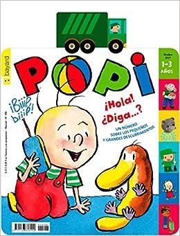 Popi. Un número sobre los pequeños y grandes descubrimientos - Número 208: Amazon.es: Vv.Aa.: Libros