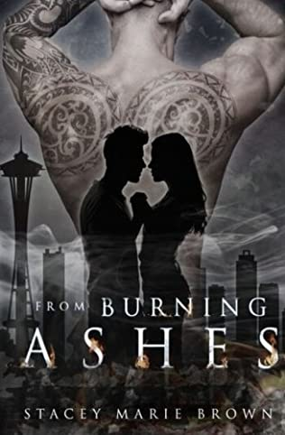 book cover of From Burning Ashes
