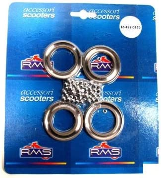 MBK Booster Axis? F10 Steuersatz//Lenkkopflager RMS Set f/ür Malaguti Ciak Yamaha Jog R Evolis Neos Slider