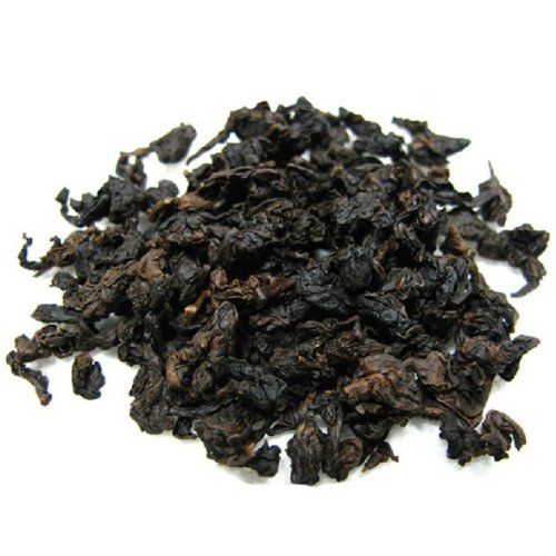 1993 Rare Charcoal Baked Tie Guan Yin Rich Aroma Aged Tea Anxi Tieguanyin Chinese Oolong Tea 250g ()