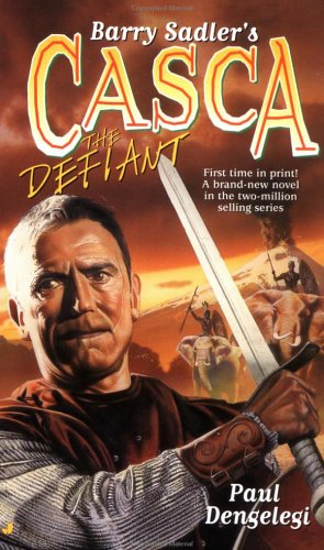 Casca the Warrior: Casca Series #17