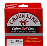 Cajun Cast Fishing Line (10-Pound/300-Yard), Outdoor Stuffs