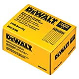 DEWALT DCS16200 2-Inch by 16 Gauge Finish Nail, 2,500 per Box