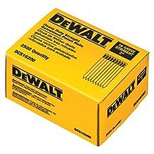 DEWALT DCS16200 2-Inch by 16 Gauge Finish Nail, 2,500 per Box