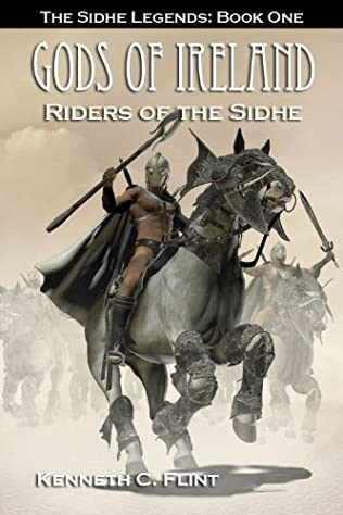 book cover of The Riders of the Sidhe