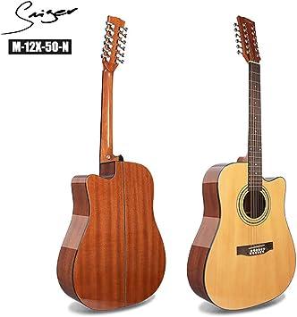 BLKykll Guitarra Cadete – Guitarra Clásica,Guitarra Acústica ...