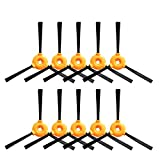 BettaWell Replacment Side Brushes for Ecovacs DEEBOT N79 N79S Robotic Vacuum Cleaner (Packs of 10)