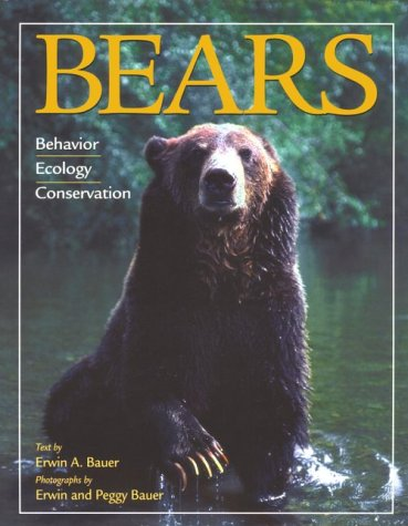 Bears: Behavior, Ecology, Conservation (Worldlife Discovery Guides)