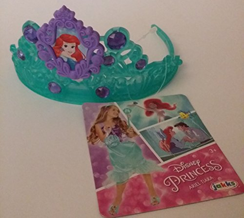 Disney Princess Little Mermaid Ariel Tiara Dressup ()