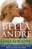 Book Cover for Game For Love (An Erotic Contemporary Romance) (Bad Boys of Football)