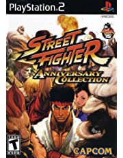 Street Fighter Anniversary Collection - PlayStation 2