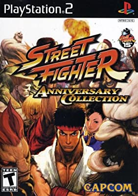 Amazon Com Street Fighter Anniversary Collection Artist Not