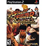 STREET FIGTHER ANNIVERSARY COLLECTION - PS2