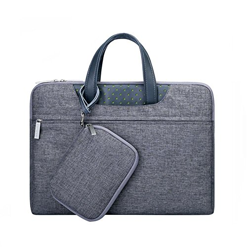 Paquete 15 de Portátil pulgadas Apple grey con Cuaderno energía Paquete MacBook 11 Para 4 Independiente Lienzo wfd7qaW7
