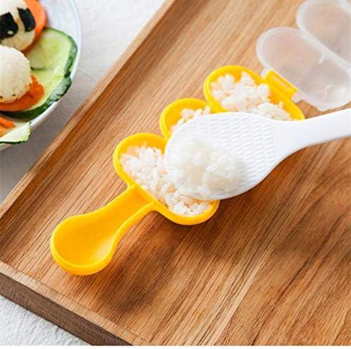PiniceCore 1PC creativit/à Palla di Riso Sushi muffe del creatore della Muffa Sushi Fai da Te Maker Onigiri Rice Mold Cucina Sushi Che Fanno Gli Attrezzi Bento Accessori