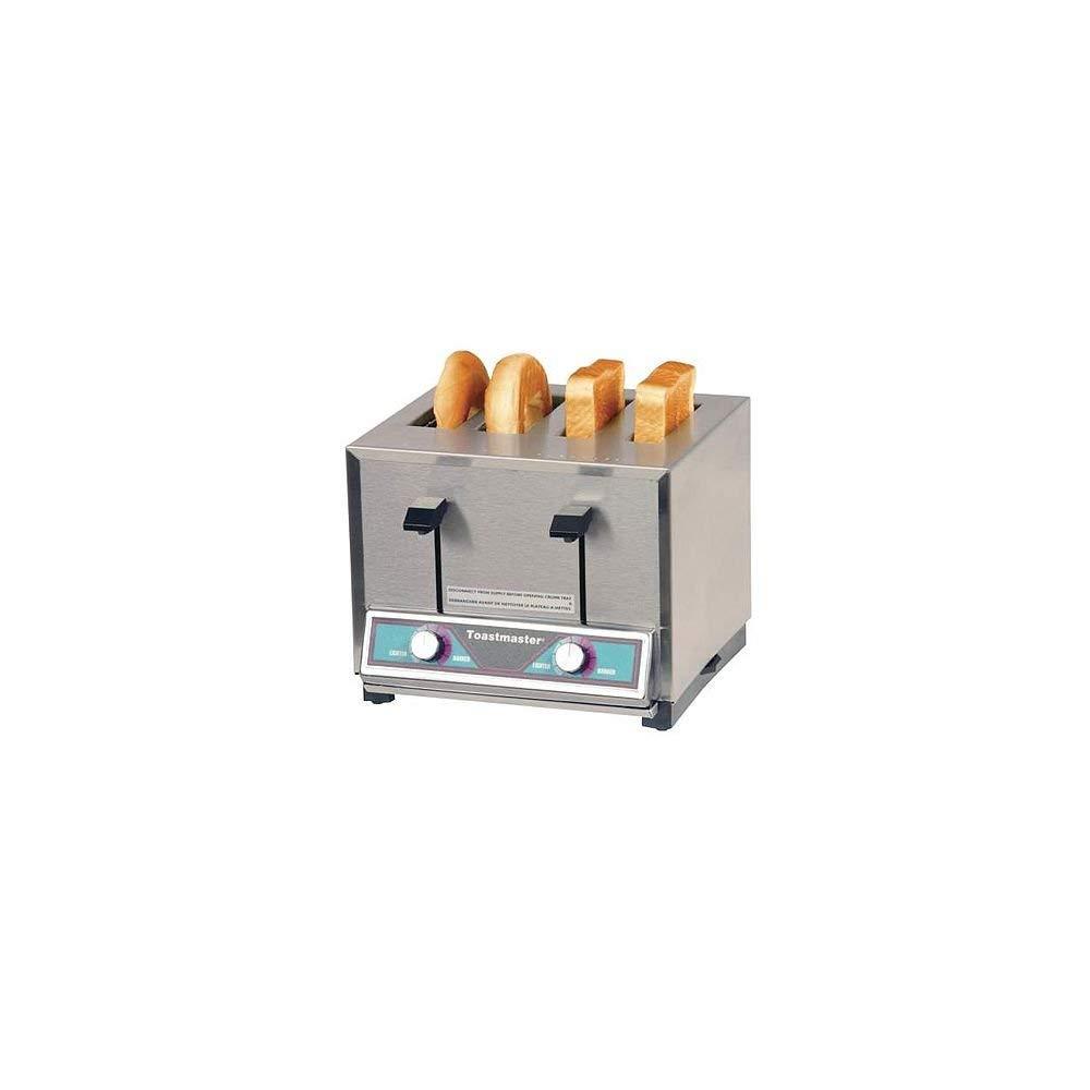 Toastmaster 4-Slot Pop-Up 208V Bagel/Bun Toaster