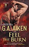 Feel the Burn (Dragon Kin Book 8)