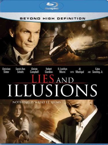 Lies And Illusions (Anchor Bay/ Blu-ray)