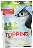 PureBird Mealworm and Raisin Nut Mix Topping for Wild Birds, 5.12-Ounce