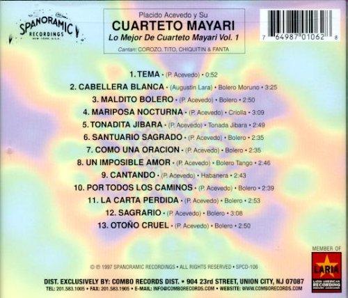 Best of: Cuarteto Mayari