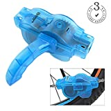 Bike Chain Cleaner Tool Thickened ABS Plastic Recycled Bike Clean Bursh Scrubber Accessories for Cycling