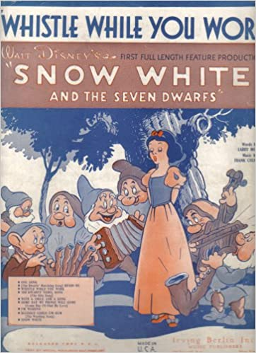 Whistle While You Work Sheet Music (Snow White and the Seven