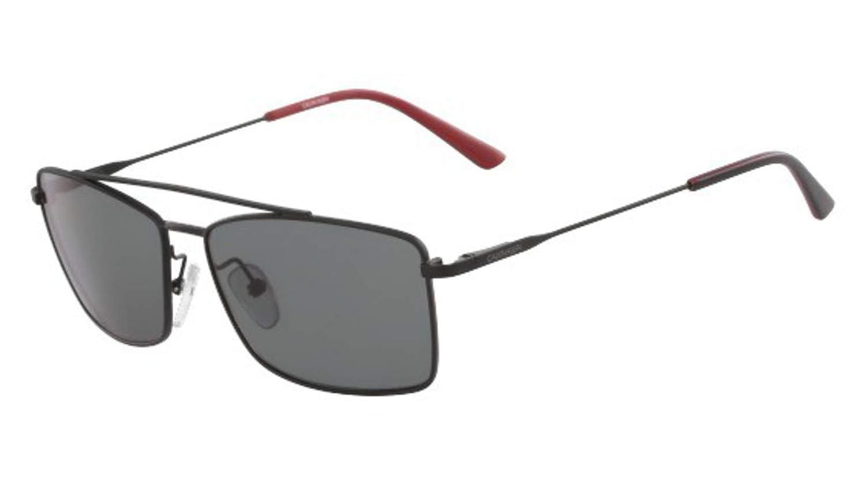 Sunglasses CK 18117 S 002 MATTE BLACK