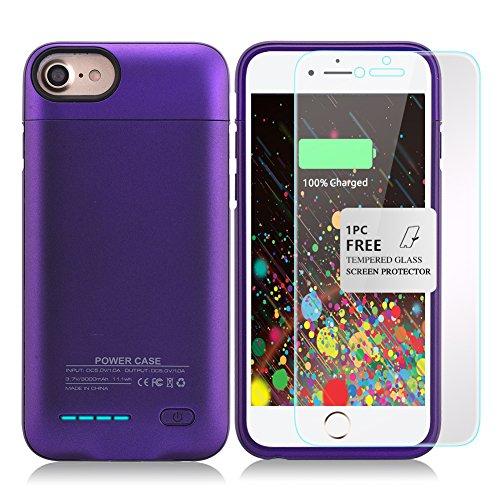 4000mah External Battery Case iPhone 6 Plus/ iPhone 6s Plus (Gold) - 9