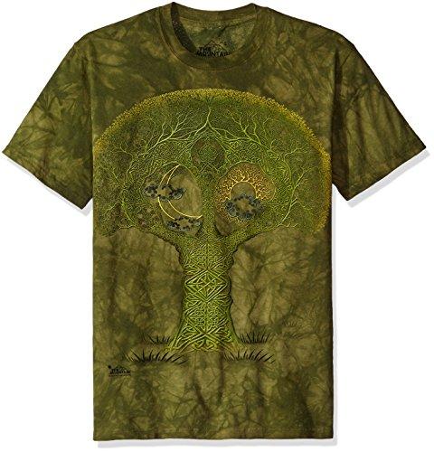 The Mountain Unisex Erwachsen Celtic Roots Celtic T Shirt