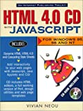 HTML 4.0 CD with JavaScript