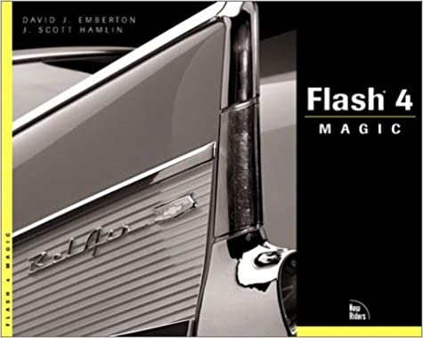 Flash 4 Magic (WITH CD-ROM)