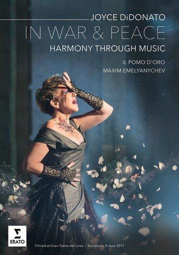DVD : Joyce DiDonato - In War & Peace-harmony Through Music (DVD)