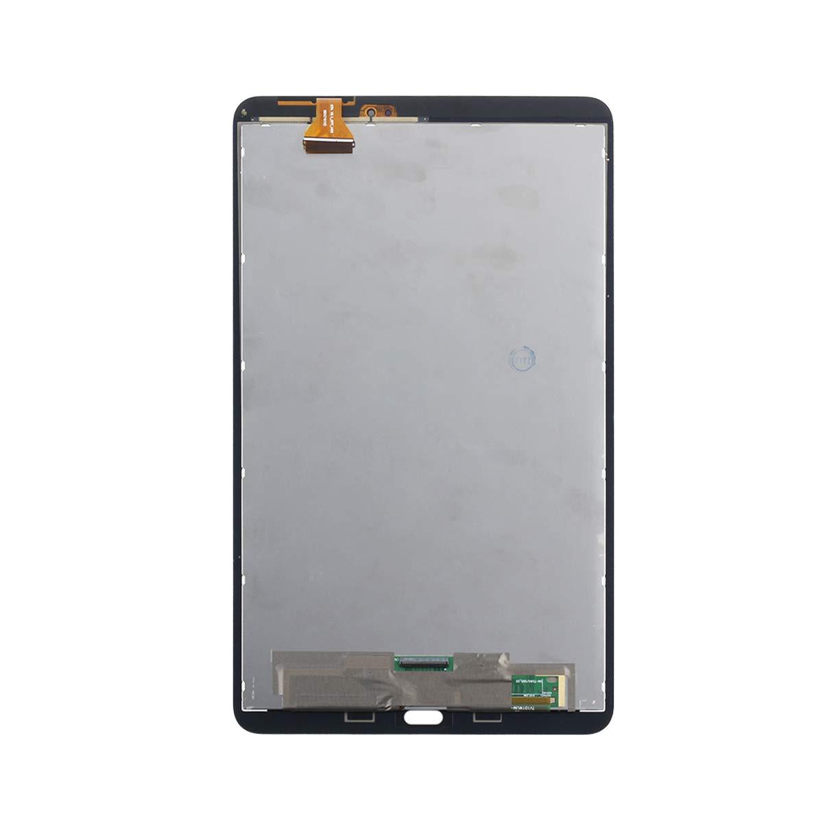 Schwarz Touchscreen Digitizer mit Frei Werkzeuge YHX-OU F/ür Samsung Galaxy Tab A 2016 SM-T580 T585 T580 10.1 Reparatur und Ersatz LCD Display