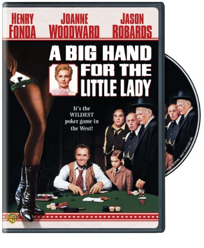 Big Hand for the Little Lady, A (DVD)
