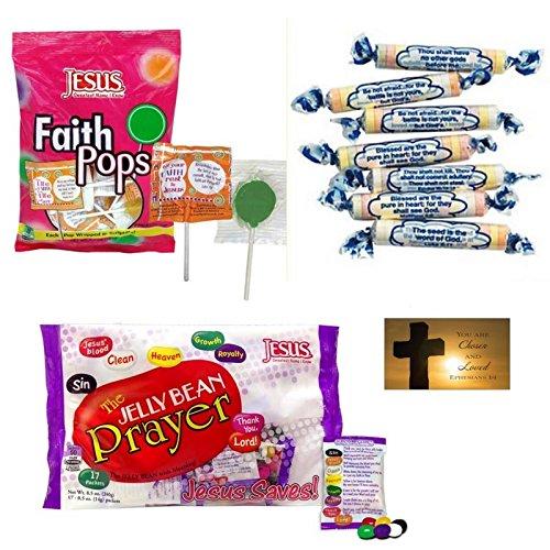 Religious Candy Assortment Bundle