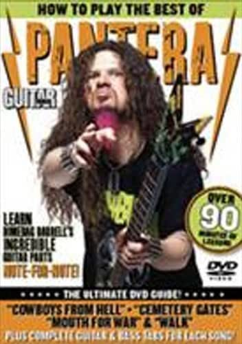 Guitar World -- How to Play the Best of Pantera: The Ultimate DVD Guide