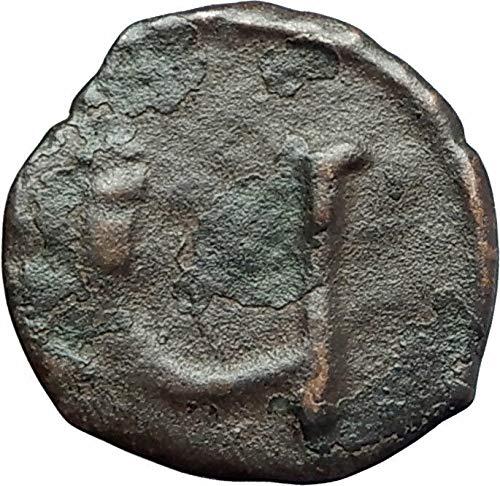 1000 TR TIBERIUS II CONSTANTINE Rare Ancient Pentanummium coin Good