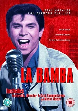 La Bamba [DVD]: Amazon.co.uk: Lou Diamond Phillips, Esai ...